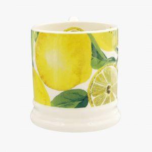 Emma Bridgewater Vegetable Garden Lemons 1/2 Pint Mug