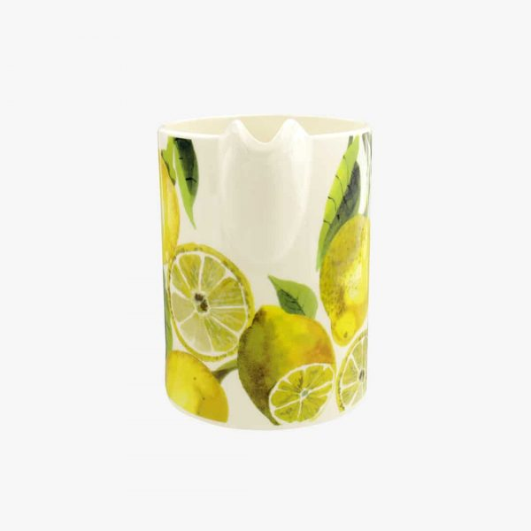 Emma Bridgewater Vegetable Garden Lemons Large Straight Jug