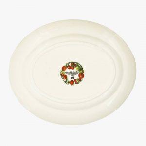 Emma Bridgewater Vegetable Garden Lemons Medium Oval Platter