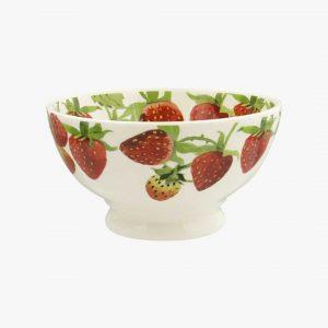 Emma Bridgewater Fruit Garden Strawberries French Bowl