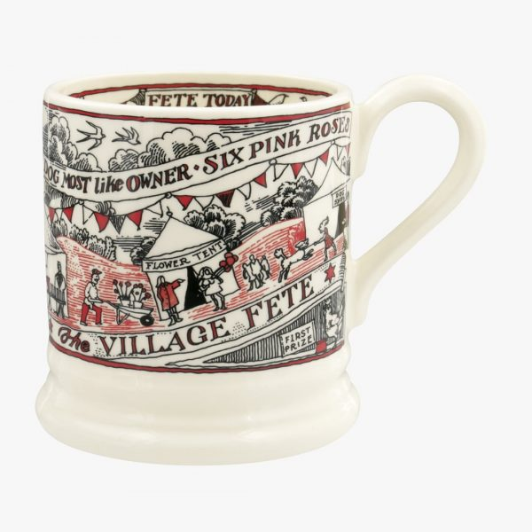 Emma Bridgewater Village Life Village Fete 12 Pint Mug