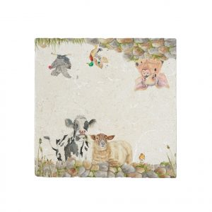Farmyard - Large Platter - Kate of Kensington