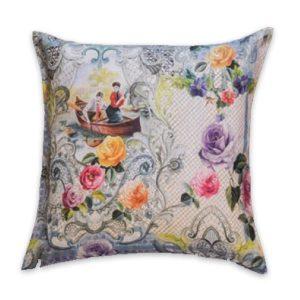 Boheme 55x55 Italian Linen Cushion