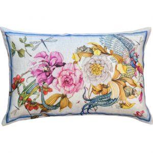 Semiramide 40 x 60 Italian Linen Cushion
