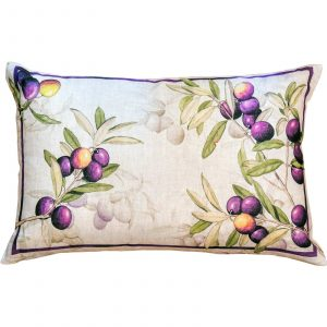 Aida - 40x60 - Italian Linen Cushion