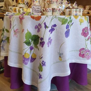 Mammola Square Tablecloth