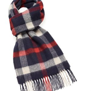 Blyth Navy Scarf - Bronte by Moon