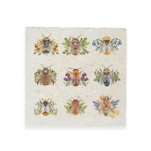Bees Large Platter - British Collection by Kate of Kensington