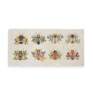British Collection Bees Sharing Platter - Kate of Kensington