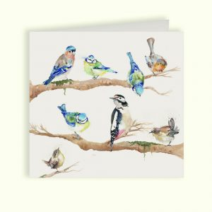 Garden Party Greetings Card - Kate of Kensington