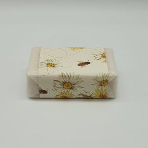 Honey & Camomile Wrapped Soap 200g by Sting in the Tail (UK)