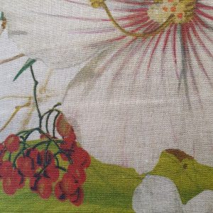 Ibisco - 55x55 - Italian Linen Cushion