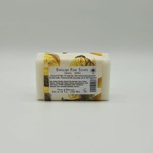 Lemon Wrapped Soap 200g by Sting in the Tail (UK)