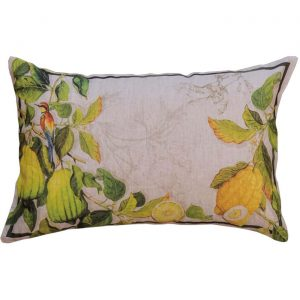 Limoncello - 40x60 - Italian Linen Cushion