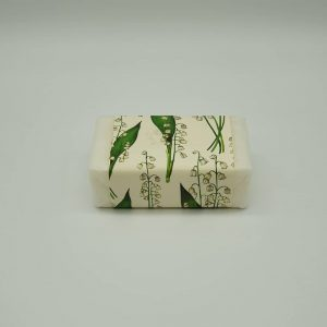 Lily Of The Valley Wrapped Soap 200g by Sting in the Tail (UK)