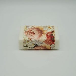 Rose Wrapped Soap 200g by Sting in the Tail (UK)
