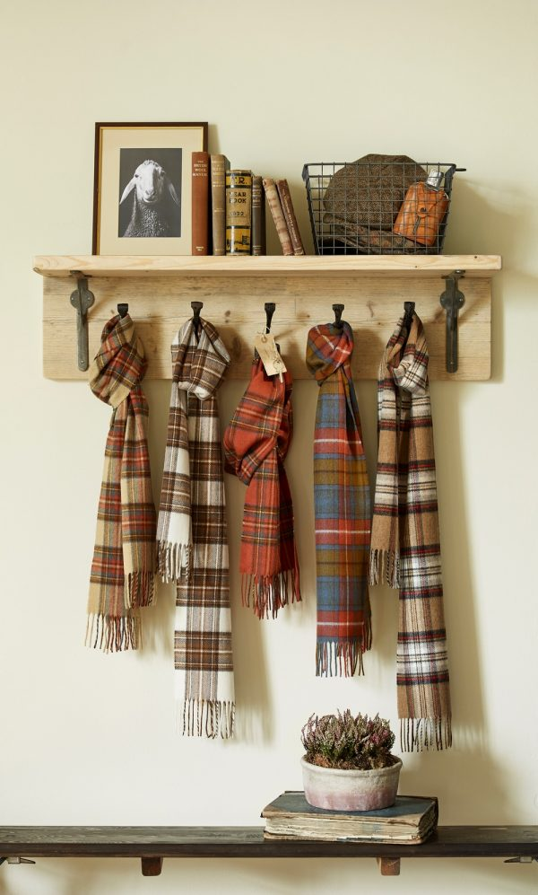 Tartan Scarf Collection Bronte By Moon