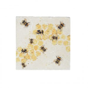 Bees Medium Platter - Kensington Collection by Kate of Kensington