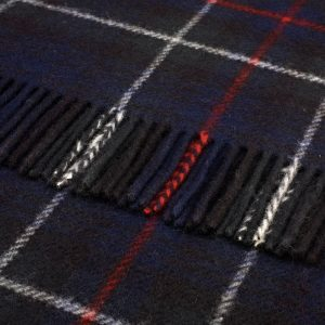 Pure Wool Knee Rugs - Mackenzie Tartan - Bronte by Moon