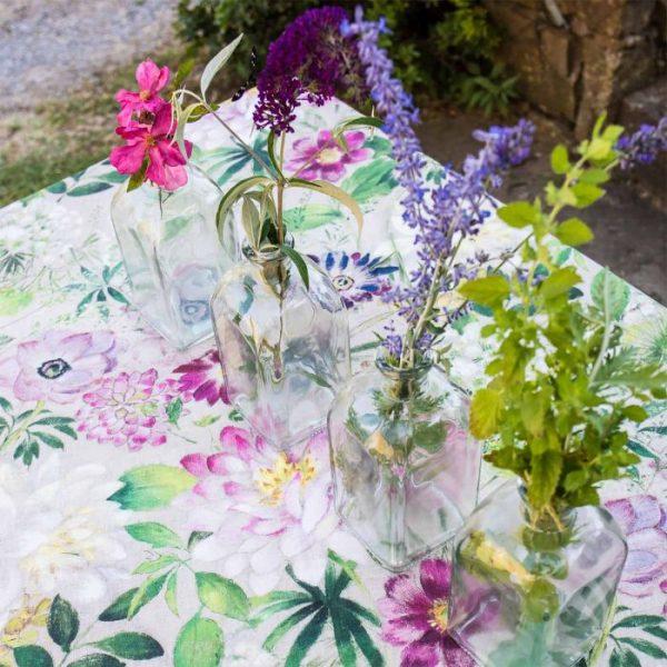 La Vie En Rose Tablecloth