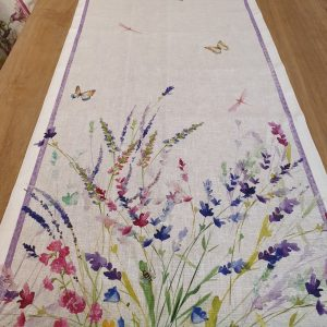 Spigo vis à vis Table Runner - 100% Linen Made in Italy