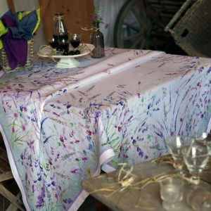 Spigo Tablecloth 100% Linen Made in Italy
