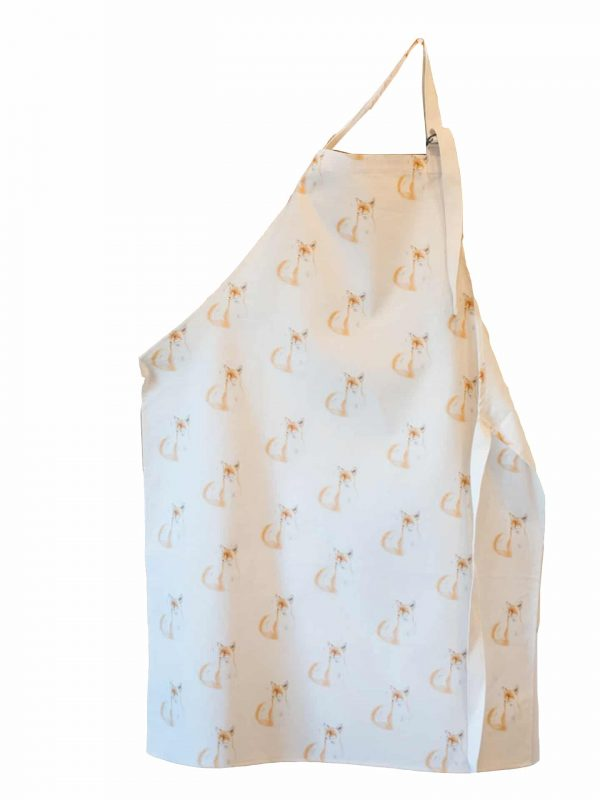 Bella Art Fox Apron