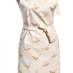 Bella Art Pheasant Apron