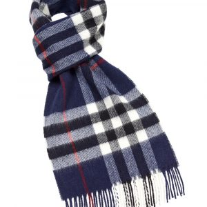 Westminster Scarf - Navy - Bronte by Moon