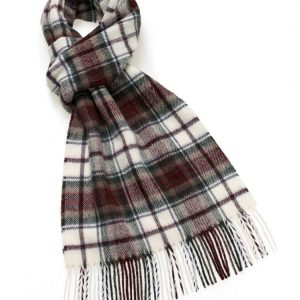 Tartan Scarf Collection - Dress Macduff - Bronte by Moon