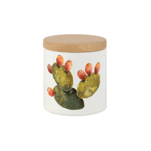 Cactus Small Jar - Handmade in Italy by NuovaCER