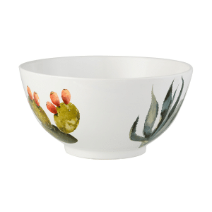 Cactus Large Salad Bowl - Handmade in Italy by NuovaCER