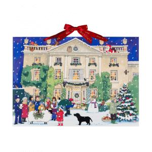 Alison Gardiner Highgrove House Advent Calendar