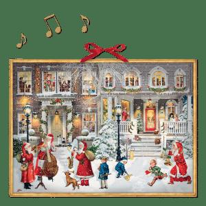 Having a Wonderful Christmas Time Musical Advent Calendar