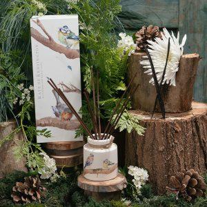 Garden Party Vanilla Reed Diffuser by Kate of Kensington