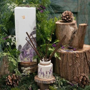 Lavender Field Reed Diffuser by Kate of Kensington