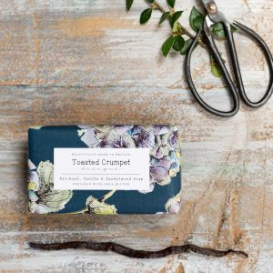 Patchouli, Vanilla & Sandalwood Soap by Toasted Crumpet