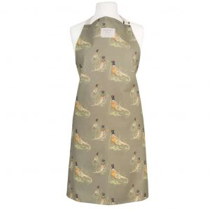 Pheasant Apron by Mosney Mill