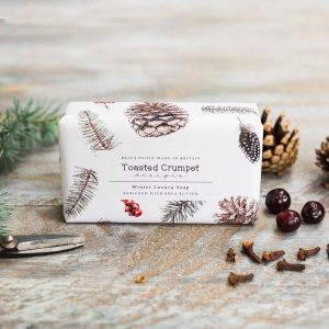 Winter Luxury Soap by Toasted Crumpet