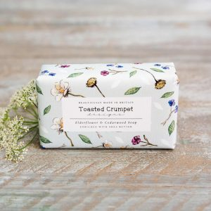 Elderflower & Cedarwood Soap by Toasted Crumpet