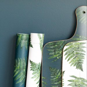 Fern Chopping Board by Toasted Crumpet