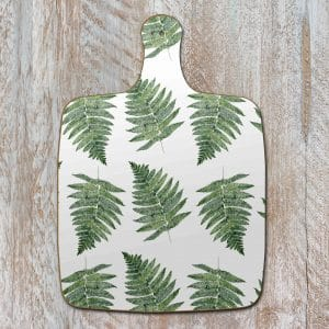 Woodland Fern Pure Chopping Board