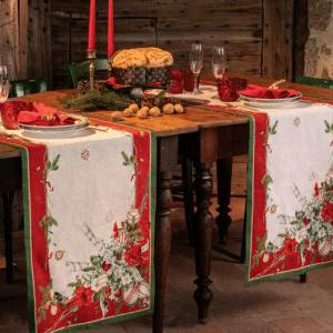 La Table au Noel Table Runner