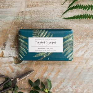 Woodland Fern Noir Soap by Toasted Crumpet