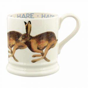 Emma Bridgewater Hare 1/2 Pint Mug