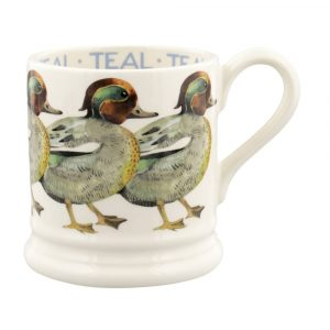 Emma Bridgewater Teal 1/2 Pint Mug