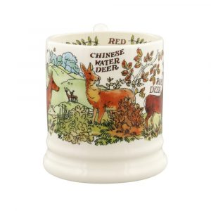 Emma Bridgewater In The Woods Deer 1/2 Pint Mug