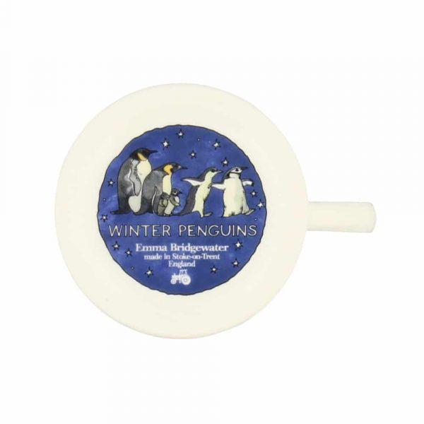 Winter Penguins Small Mug