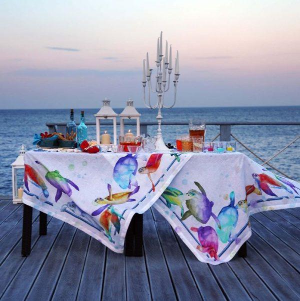 Galapagos Tablecloth