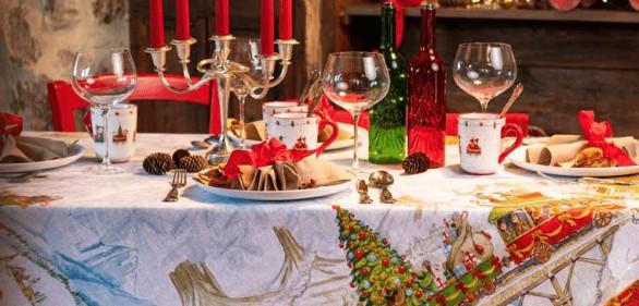 Christmas - Italian Linen